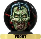 On The Ball Zombies Elvis - Polyester Bowling Ball Spareball Funball