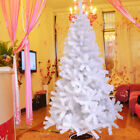 White Christmas Trees Xmas Tree decorated 3 4 5 6 7 ft Holiday Lighted Stand