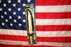 """8"""" Survival Hunting Knife fixed blade stainless steel hiking travel free shippin"""