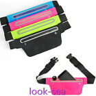 Unisex Sports Jogging Running Cycling Waterproof Waist Belt Pack Bag Pouch New image
