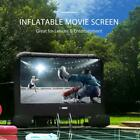 VIVOHOME Inflatable Movie Screen Projection Outdoor Home Theater Backyard Cinema