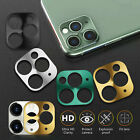 Rear Camera Lens Protector Aluminum Ring Case Accessories For iPhone 11 Pro Max