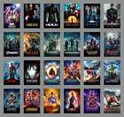 Marvel DVD PICK Captain America, Thor, Avengers, Guardians, Spider-man,  More