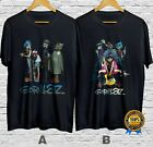 Gorillaz Virtual Rock Band T-Shirt Cotton 100% Short Sleeve S-4XL Fast Shipping image