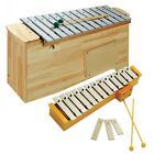Angel Percussion Diatonic Metallophone Orchestral Percussion Glockenspiel