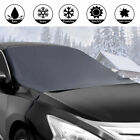 Protective Car Windshield Mirror Snow Cover Frost Guard Winter Truck Sun Shade