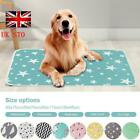 Waterproof Pet Bed Pads Dog Puppy Pee Pads Washable Reusable Cotton Mats Cushion