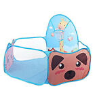 Play House Toy Tent Indoor Outdoor Easy Folding Ocean Ball Pool Game Tent S