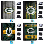Green Bay Packers Leather Case For iPad Mini 1 2 3 4 Pro 9.7 10.5 Air 5 6 $19.99 USD on eBay