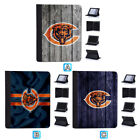 Chicago Bears  Leather Case For iPad Mini 1 2 3 4 Pro 9.7 10.5 Air 5 6 $19.99 USD on eBay