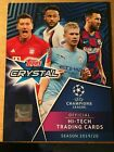 Topps Crystal 2020 Champions League - 1,00-€ to 8,90-€ - To choose