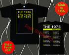 The 1975 Shirt North American Tour 2020 T-Shirt Black Men's Tee Size S-3XL