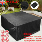 Heavy Duty Waterproof Patio/garden Furniture Cover Outdoor Large Rattan Table Xl