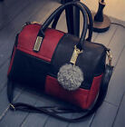 Women Leather Handbags Shoulder Messenger Satchel Tote Lady Crossbody Bags Purse