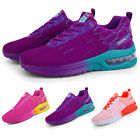 Used, Women's Air Cushion Sneakers Casual Sports Breathable Running Tennis Shoes Gym for sale  Shipping to Nigeria