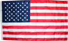 RUFFIN FLAG ® #1 Series American US Flag Heavy Duty Nylon Embroidered Stars Sewn
