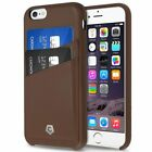 Cobble Pro Luxury Leather Card Slot Back Case Cover For iPhone 6 6S 6/6S Plus