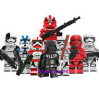 8PCS STAR WARS CLONE TROOPER TOY STORY AVENGERS BUILDING BLOCK FIGURE GIFT TOYS $8.9 USD on eBay