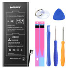 NOHON Battery Replacement for iPhone 6 6s 7 SE 5 5S 5C Plus with Repair Tool Kit