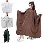 Unisex Hairdressing Cape Barbers Hair Cutting Perming Cover Gown Salon Apron