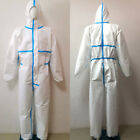 Reusable Hood Medical Protective Overall Suit Splashproof Isolation Coveralls