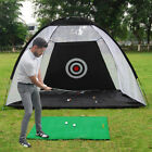 2019 Golf Practice Cage Training Driving Hit Net Oxford Cloth Polyester UK New