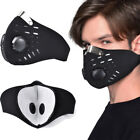 Outdoor Sports Half Face Mask Breathable Motorcycle Cycling Unisex Protect Mask