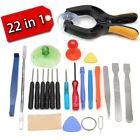 22 in 1 Mobile Phone Screen Opening Repair Tools Kit Screwdriver Set for