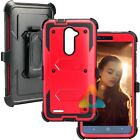 For ZTE ZMAX Pro Grand X Max 2 Max Duo Imperial Max Cover Case Clip Holster
