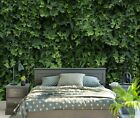 3D Green Plant Wall ZHUB346 Wallpaper Wall Mural Removable Self-adhesive Amy