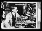 1925 Photo of The Detroit news timely topics. Fused quartz