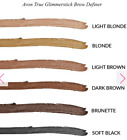 AVON Eyebrow Kits, Glimmerstick Brow Definers, Brush Various Colours - Free Post