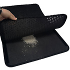 Thick Cat Litter Mat Trapper Pads Simple Care 1Pc Clean Products Double-Layer Y2