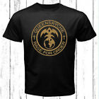 Queensryche Rage For Order Cover Rock Band Logo Men's Black T-Shirt Size S-3XL