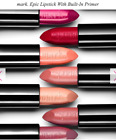AVON mark. Epic Lipstick With Built-In Primer Various Colours BNIB FREE POST