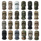 Tactical Balaclava Neck Gaiter Face Mask Cover Bandana Headwear Scarf Scarves