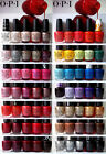 OPI O.P.I Nail Polish NEW & DXD STOCK - YOUR CHOICE Full Size Lacquer Series A - $8.88 USD on eBay
