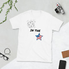 Party in the USA Miley Cyrus Song Lyrics, Novelty Music Slogan Unisex T-Shirt