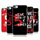 OFFICIAL LIVERPOOL FOOTBALL CLUB WON IT 5 TIMES CASE FOR APPLE iPOD TOUCH MP3