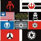 Star Wars Galactic 100% Empire Polyester Flag Banner 90 x 150cm 3' x 5' ft Decor $14.99 USD on eBay