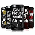 OFFICIAL LIVERPOOL FOOTBALL CLUB NEVER WALK ALONE CASE FOR APPLE iPOD TOUCH MP3