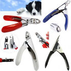 Dog Cat Nail Toe Claw Clippers Scissor Trimmer Shear Cutter Pet Grooming Tool YY