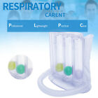 Deep Breathing Lung Exerciser Respiratory Spirometry Trainer With 3-Ball Health