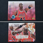 Michael Jordan - Your Choice of Insert, Oddball, Parallel, Regular Issue Cards