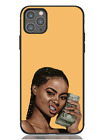 Iphone 11 pro max TPU case printed MAKE MONEY Not Friends