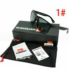 Quiksilver Sunglasses Outdoor Sports Surfing Fishing Vintage Shades Brand BOX R7