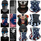 Outdoor Balaclava Neck Gaiter Tube Bandana Scarf Face Mask Washable Reusable