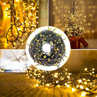 33-330FT LED Fairy String Lights For Christmas Tree Wedding Patio Garden Outdoor