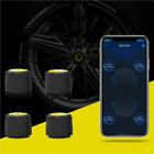 Car TPMS Bluetooth 4.0 Tire Pressure Monitoring System 4 External Sensors picture