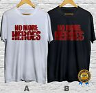 No More Heroes Adventure Game T-Shirt Cotton 100% S-4XL USA size Fast Shipping image